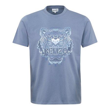 Kenzo Gradient Classic Tiger T-Shirt - Blue