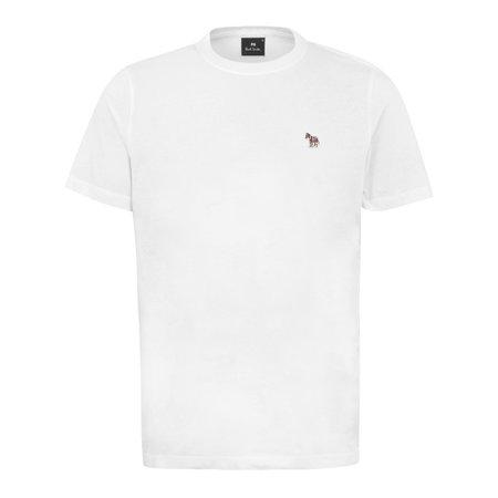Paul Smith Zebra T-Shirt - White