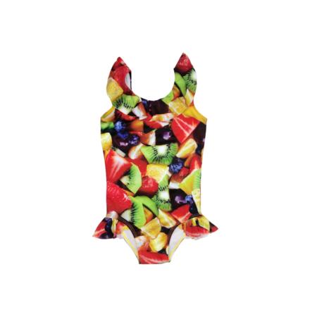 kids Romey Loves Lulu Fruit Salad Swimsuit - Multi