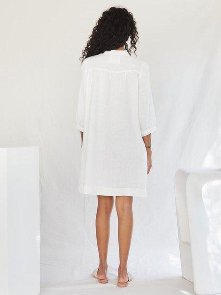 Sugar Candy Mountain Sabine Dress - white