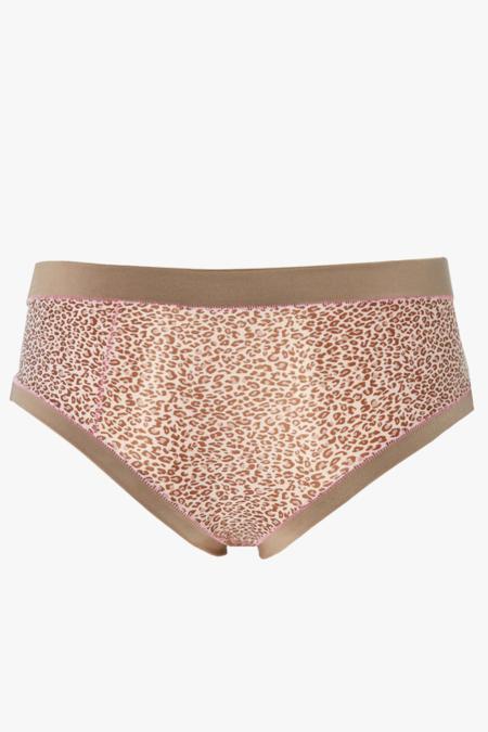 Xirena Paloma Cleo Panty - Wild Cat