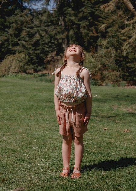 kids Petits Vilains Monique Bubble Top - Annabella
