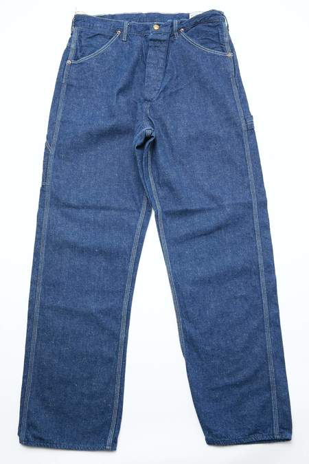 Orslow Painter Pants - One Wash
