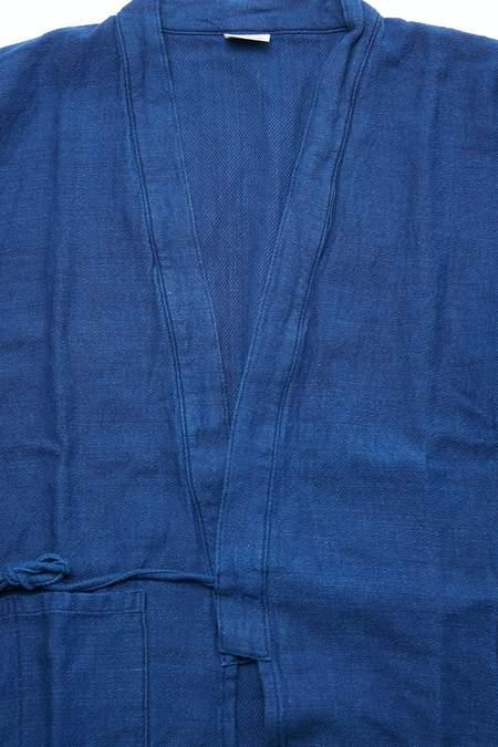 Orslow Takumi Jacket - Indigo Flannel