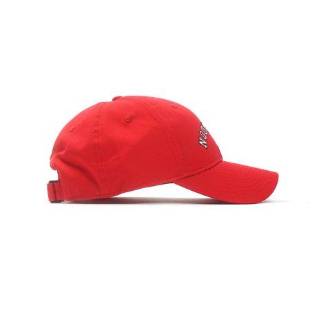 Noon Goons VARSITY LOGO HAT - RED
