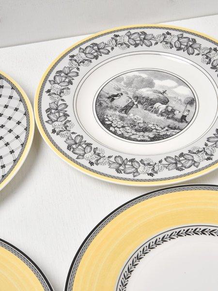 VILLEROY & BOCH Audun Dinner Plate set of 4