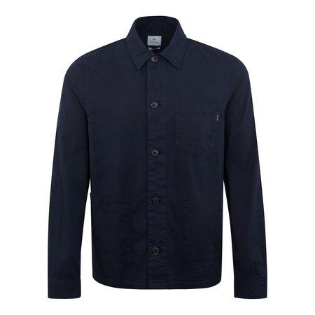 Paul Smith Workwear Button Overshirt jacket - Navy