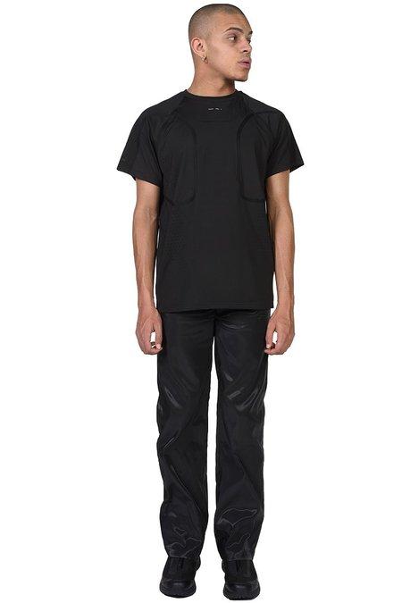 Heliot Emil Tech Taped Seams T-Shirt - black