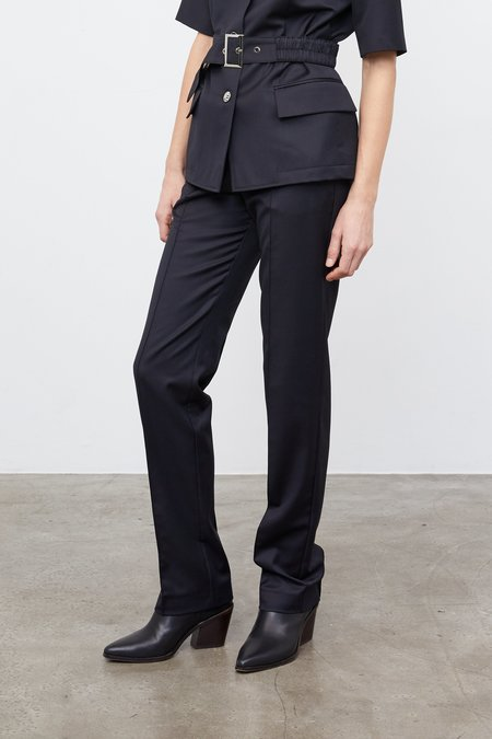 Chakshyn Morning Meeting Trousers - Black