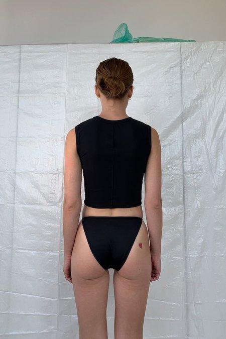 NU SWIM Cleo Bottom - Black
