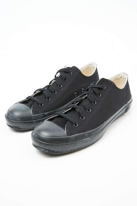 Shoes Like Pottery 01JP LOW SNEAKER - Black Mono