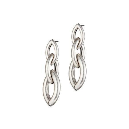Jenny Bird Sloane Earrings - Silver