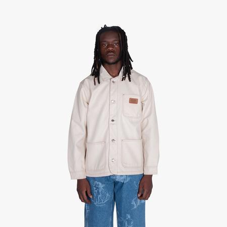 Fucking Awesome Doctor X Chore Jacket - White
