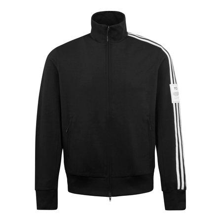 adidas Y-3 3 Stripe Track Jacket - Black