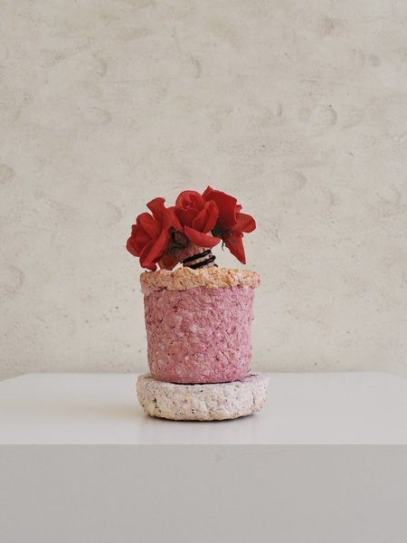 Eliza Weber Red Rose Bouquet