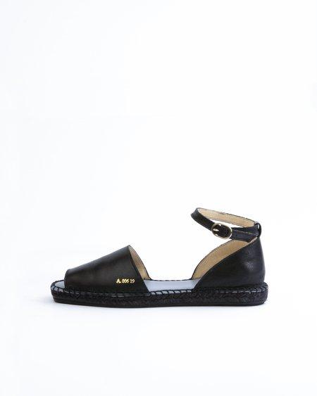 Act Series Berlin Avarca shoes - Black