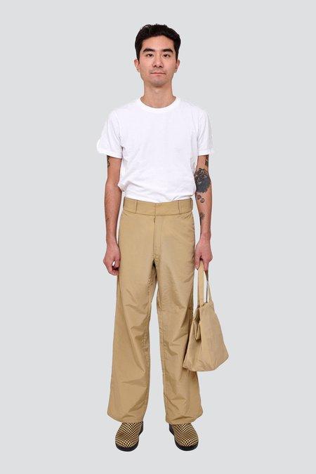 Coming of Age Nylon Everyday Bag - Tan
