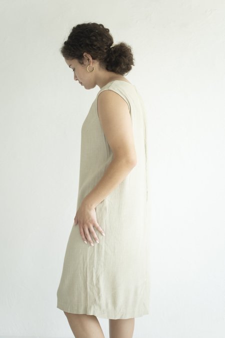 Vintage Dress - Sand