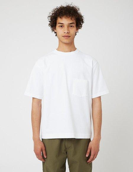 Snow Peak Heavy Cotton T-Shirt - White