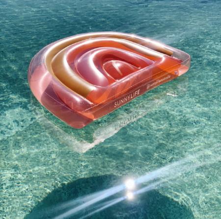 Sunnylife Rainbow Float