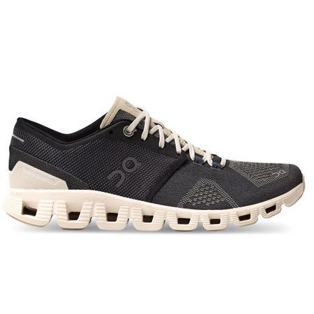 ON Running Cloud X Sneakers - Black/Pearl
