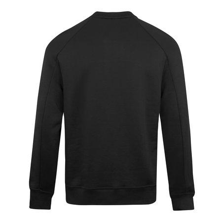 J Lindeberg Verge Jersey Silk Crewneck Sweat - Black