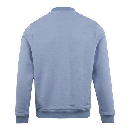 Parlez Berwick Embroided Sailing Crewneck sweater - Blue