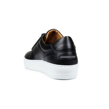 Unseen Footwear Clement Leather sneakers - Tonal Black