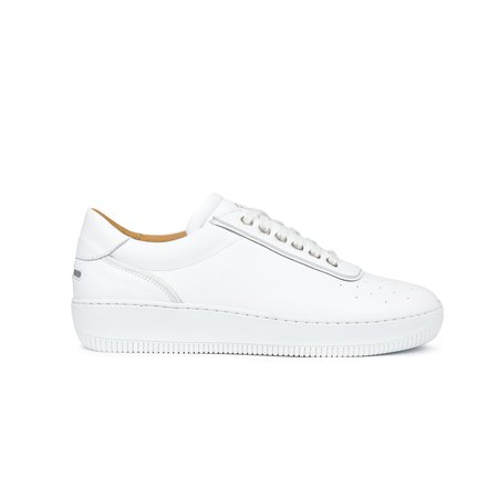 Unseen Footwear Clement Leather sneakers - Tonal White