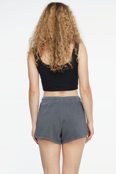 Lacausa Zephyr Shorts - Slate