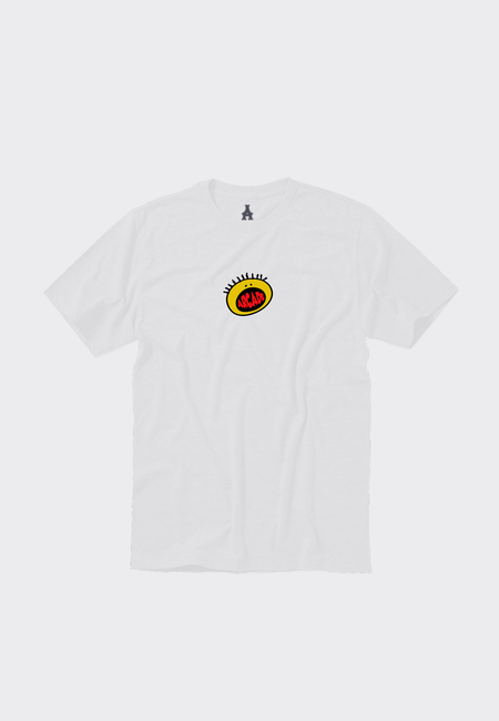 ARCADE All Dat T-Shirt - white
