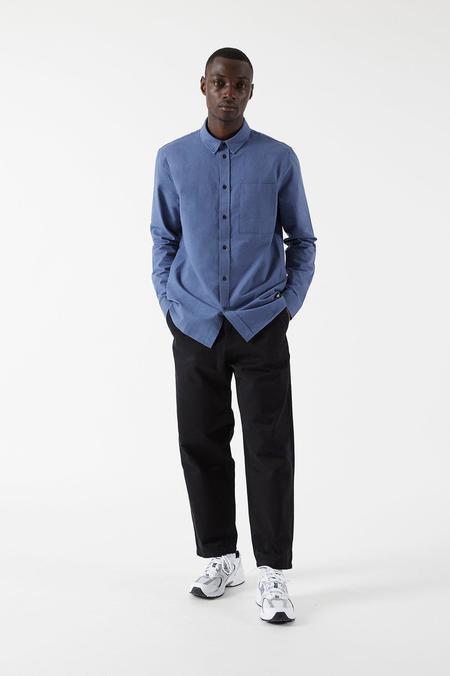 Dr Denim Dale Shirt - Blue