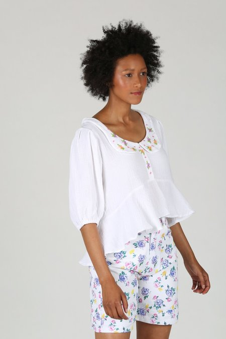 Tach Clothing Larina Muslin Shirt