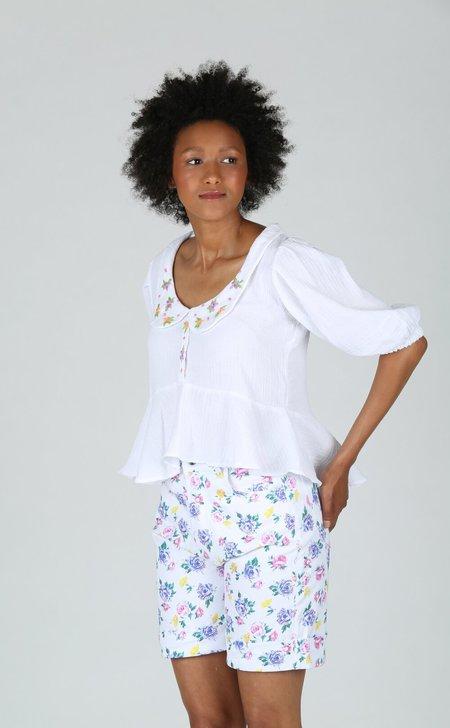 Tach Clothing Lima Denim Short
