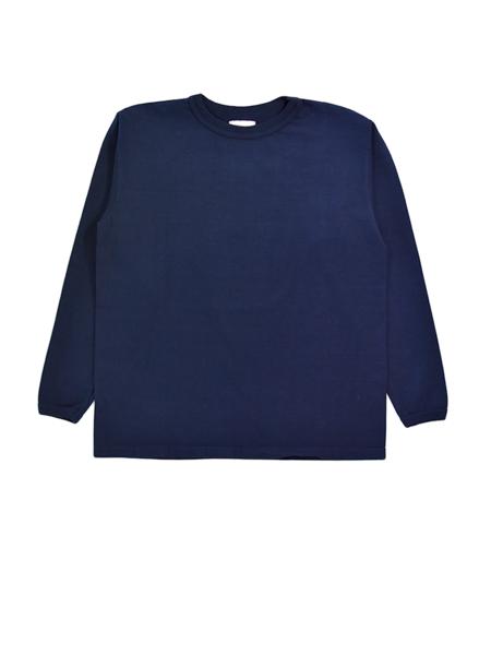 Sunray Sportswear Makaha LS Tee - Navy