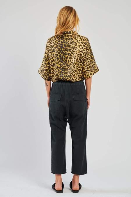 La Prestic Ouiston Hawaii Shirt - Panther Safari
