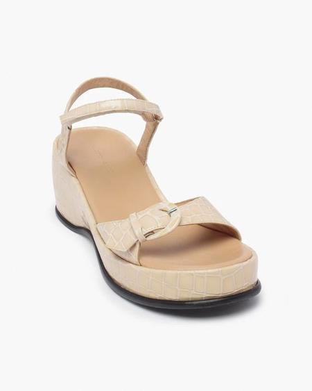 Paloma Wool Forbes Sandal - Ecru