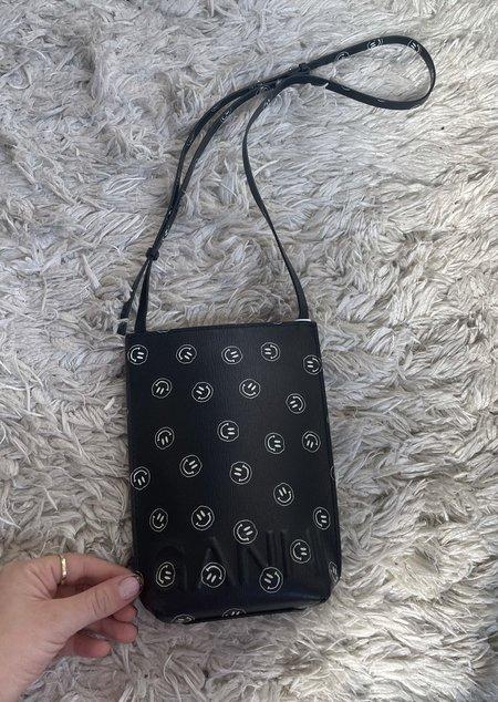 Ganni Small Crossbody Bag - Phantom