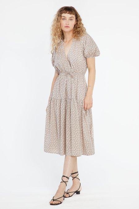 Lacausa Dahlia Dress - Toast