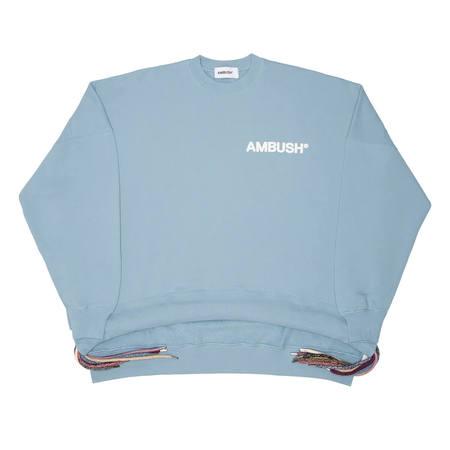 AMBUSH Multicord sweatshirt - Blue