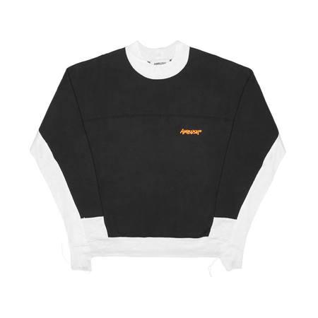 Ambush Panel Fleece Sweatshirt