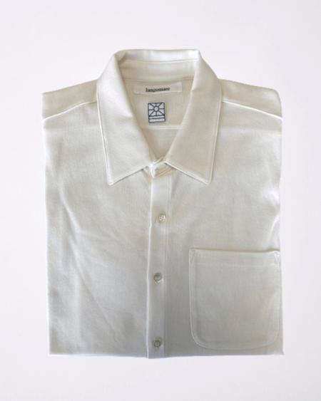 Bellariva Cotton Shirt - Milk