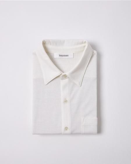 Bellariva Cashmere Shirt - White