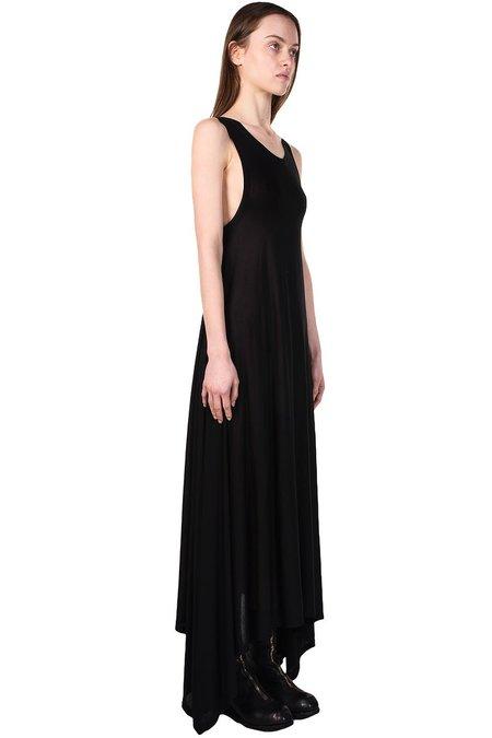 Isabel Benenato Sleeveless Midi Dress