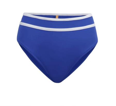 DENiZERi Ege Bikini Bottom - Ultramarine/Avorio