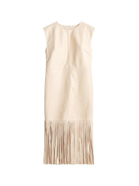 By Malene Birger Mikania Dress - Wood