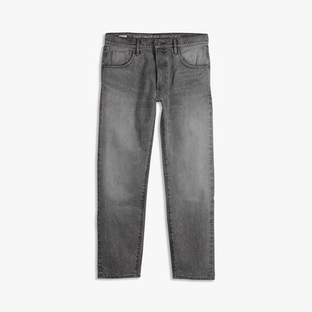 Neutron Inc. Liberaiders LR Denim Pants - Black