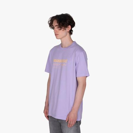 Maharishi MILTYPE21 T-shirt - Lavender