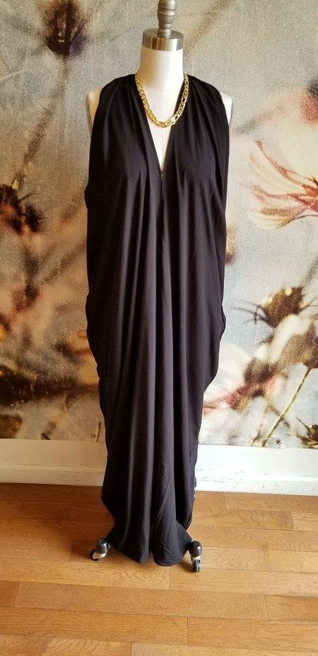 Just Female Dreams Maxi Dress - Black