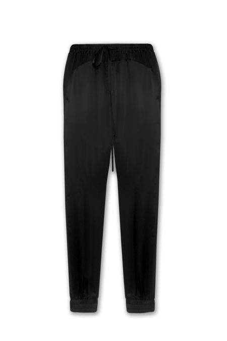 KES Silk Wave Sweat Pants - Military
